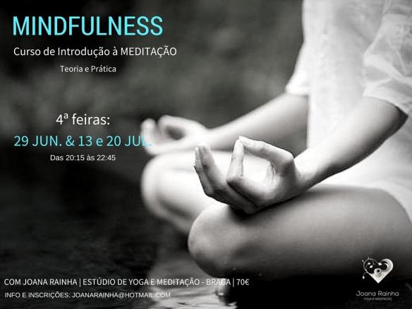 Curso de Introdução ao Mindfulness