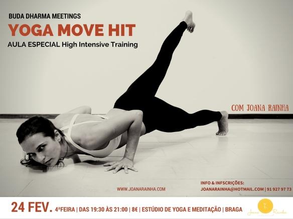Yoga Move HIT