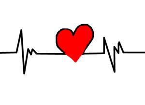 coração a vibrar