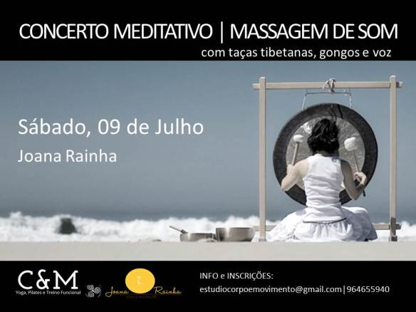 CONCERTO MEDITATIVO.Joana Rainha 09.07